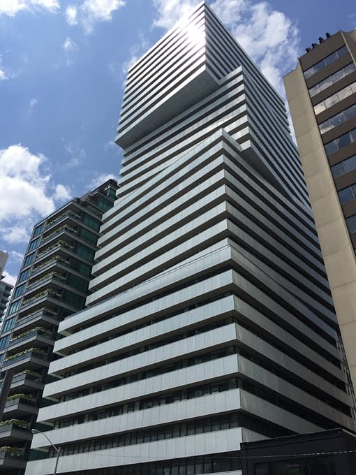 The Exhibit Residences Condo 200 Bloor Street West Yorkville Toronto Floor Plans Listings