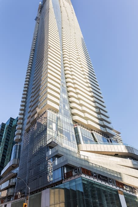 1 Bloor Street East Condo Yorkville Toronto Luxury