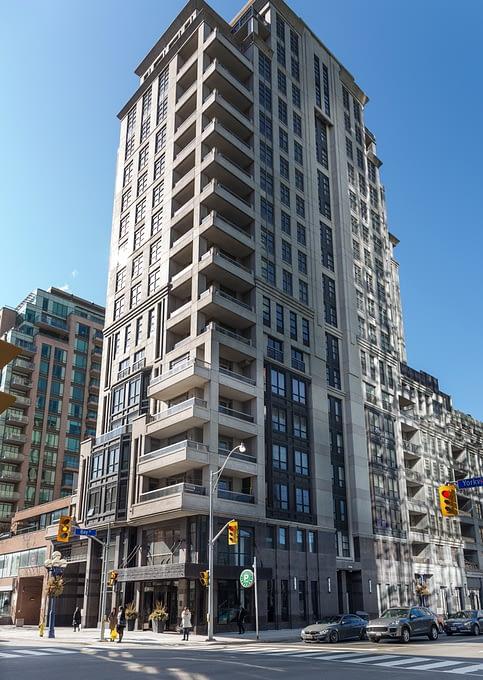The Regency Condo 68 Yorkville Avenue Toronto Luxury Floor Plans Prices