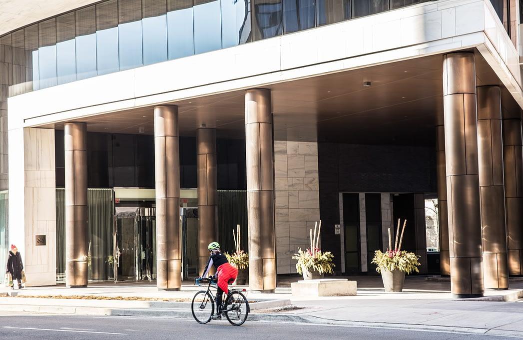 The Florian Condo 88 Davenport Road Yorkville Toronto Floor Plans Luxury Listings