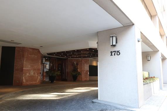 175 CUMBERLAND ST. RENAISSANCE PLAZA SUITES CONDO. YORKVILLE TORONTO listings floor plans prices amenities