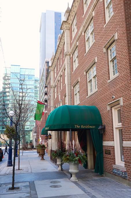 Windsor Arms Residences Condo 22 St Thomas Street Yorkville Toronto Floor Plans Prices Amenities Listings